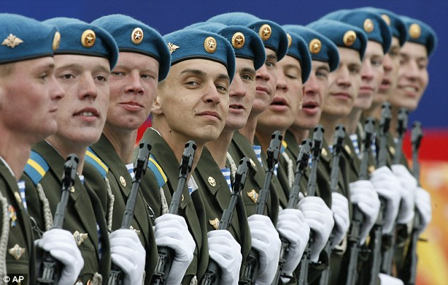 Keene Point of View Russian Soldiers