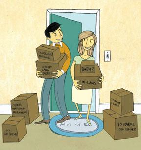 Keene Point of View Cohabitation
