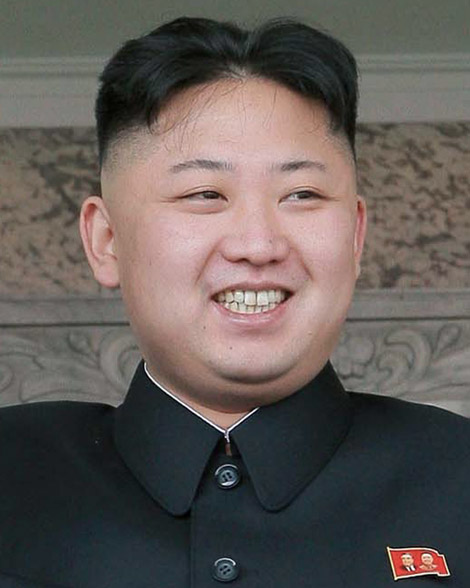 Keene Point of View Kim Jong Un