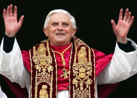 Pope Benedict Keene Point of View