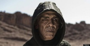 Keene Point of View - Satan Obama