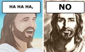 jesus_haha_no