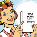 God Doesn't Care About Gay People As Much As You Do, Christians