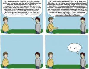 Persecution-comic