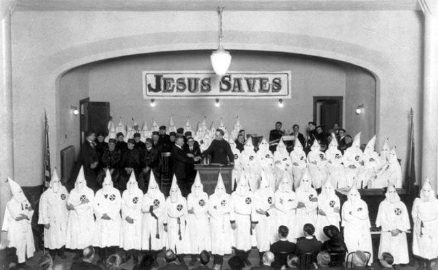 kkk-jesus-saves